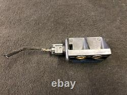 01 02 BMW E46 M3 ABS Rotational Yaw Rate Speed Sensor Module Blue Tag 6754289