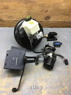 01-03 BMW E46 M3 ABS Module Anti Lock Brake Pump Booster Speed Sensor 2229801