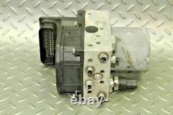 06-08 BMW 750i 760i Alpina B7 Anti Lock Brake Break ABS Pump Module Assembly