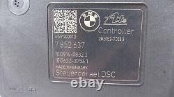 15-19 BMW F80 M3 F82 F83 M4 F87 M2 M ABS Anti-Lock Brake Pump Module DSC OEM 12k