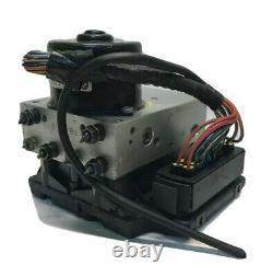 1998 2000 BMW 328i ABS Anti Lock Brake Pump Unit Module 34.51-6 750 536
