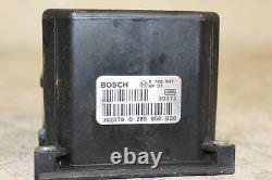 2002-2005 BMW 750i 760i ABS ANTI LOCK BRAKE PUMP MODULE