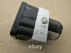 2004-2006 Bmw E46 M3 S54 Abs Brake Pump Hydraulic Unit Dsc Ecu Module Oem 17796