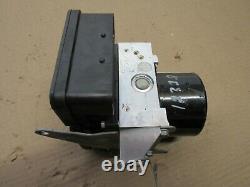 2008-2013 Bmw E90 E92 E93 M3 Abs Brake Pump Hydraulic Unit Ecu Module Oem 17790