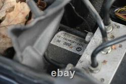 2008 Bmw 3 Series E92 325d Abs Pump & Control Module 3451-6784765-01 6784765