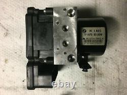 2008 Bmw K1200s K1200 Abs Brake Pump Module Works And Bracket 7711978