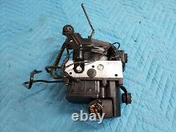 99-03 BMW OEM E53 X5 ABS brake PUMP with Module bosch