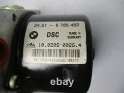 BMW 3 TOURING (E46) 320D ABS Hydraulikblock Steuergerät 6765454 6765452 DSC