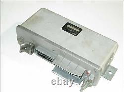 BMW E30 BOSCH ABS Brake Module Control Unit ECU 1155035 34511155035