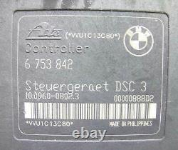 BMW E46 3-Series 2001 Z3 ABS DSC Traction Control Pump w Module USED OEM