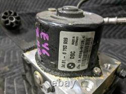 BMW E46 DSC ABS Brake Pump Module 34516763959