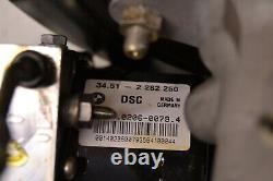 BMW E46 M3 MK60 Teves DSC ABS Swap Conversion Kit Module Booster Oem 2001-2006