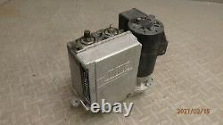 BMW K1200LT K1200 LT ABS modulator, pump (tested)