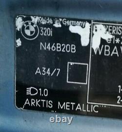 Bmw 320i E90 N46b20b Abs Pump Module 34526772214