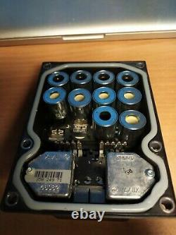 Bmw E38 E39 5 7 Module Abs Bloc Pompe Hydraulique Testé 3452 6756342 0265223001