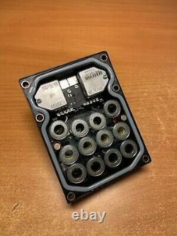 Bmw E65 E66 E67 7 Abs Hydraulic Module Block Pump Tested 0265950006 0265225007