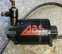 Bmw K100 1989 Abs Pump Modulator Units Pair