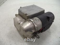 Bmw K1200lt Hydro Unit Abs Brake Pressure Modulator 1997-2004