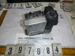 Bmw K1200rs R1200c Abs Druckmodulator Abs-pumpe Defekt! 34512331637