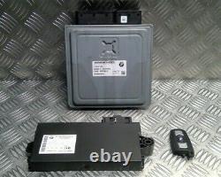 ECU Kit CAS Module 116i N43 Engine DME 7583225 9147195 BMW E87 3 series 07-2011