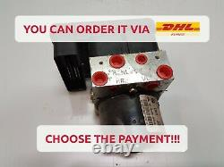FULLY TESTED BMW E46 3series ABS PUMP AND CONTROL MODULE 6765454