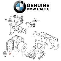 Genuine Abs Control Module 34502460454 For BMW E60 E63 E64 M5 2006-2010