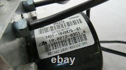 Oem 2012-2018 Bmw F10 M5 F06 F12 F13 M6 4.4l V8 Dsc Abs Hydraulic Unit 12246