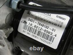 Oem 2012-2018 Bmw F10 M5 F06 F12 F13 M6 4.4l V8 Dsc Abs Hydraulic Unit 14250