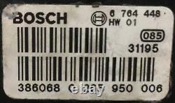 REMAN 02-08 BMW 750i 750li 760i 760li ABS Pump Control Module 0265950006 EXCHANG