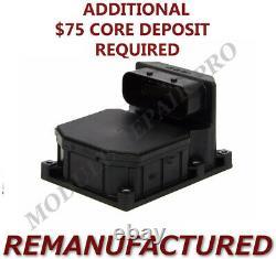 REMAN 1999-2000 BMW 525 528i ABS Pump Control Module 0265900001 ASC EXCHANGE
