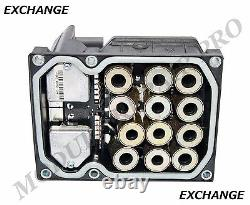 REMAN 1999-2001 BMW 740 ABS Pump Control Module 0265950002 DSC EXCHANGE