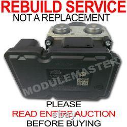 Rebuild Repair for 07 08 09 10 11 12 BMW Motorcycle iABS2 ABS4 ABSIV ABS Module