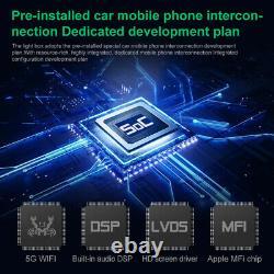 Wireless USB Dongle Carplay Box Bluetooth Interconnection Navigation Module Box